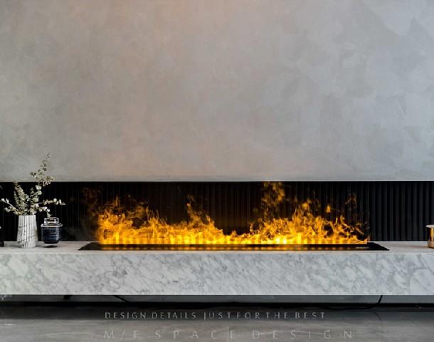 3D雾化壁炉系列